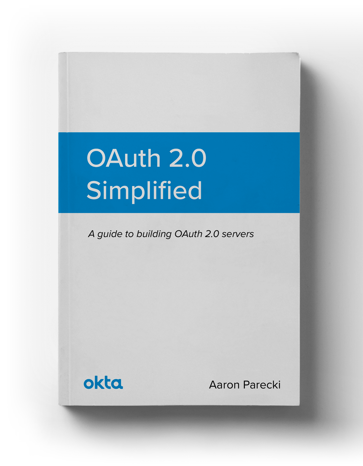 OAuth 2.0 Simplified Book Cover